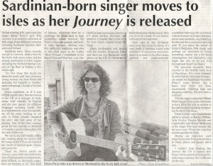 Shetland Times Album Review